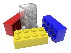 Lego från lekmer
